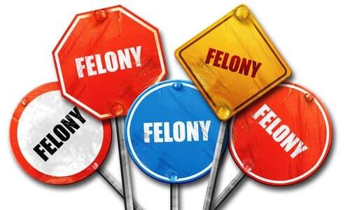 is a dui a felony