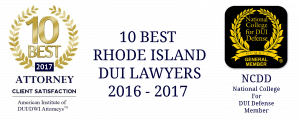 Chad Bank 10 Best Providence Rhode Island DUI Lawyer
